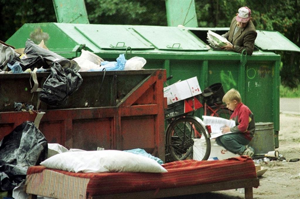 Un milione di famiglie senza lavoro