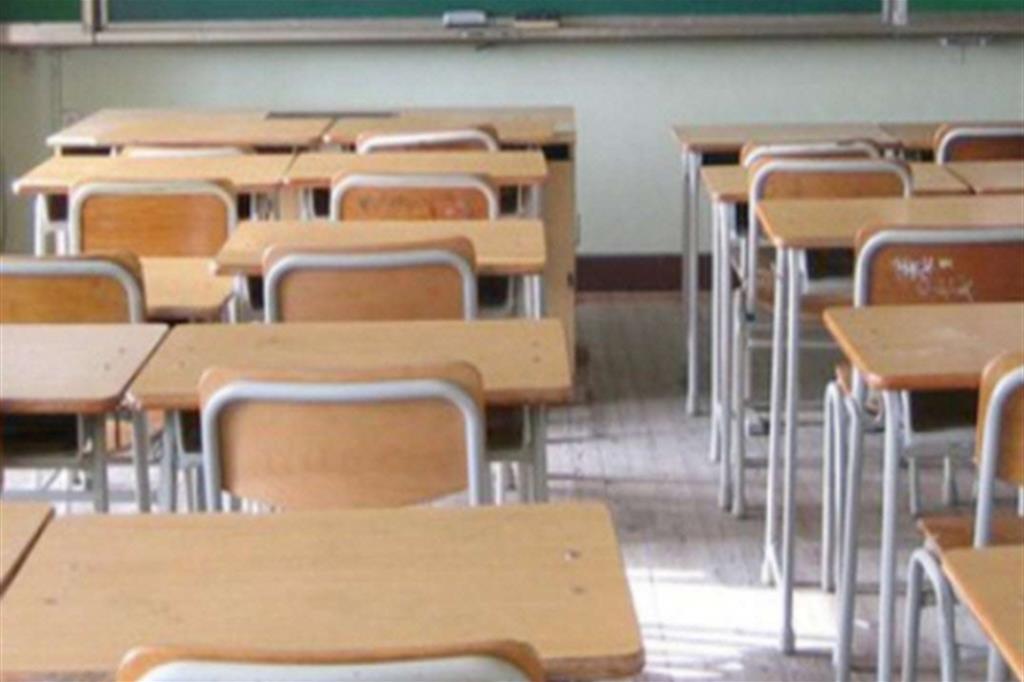 Nel 2028 un milione di studenti in meno