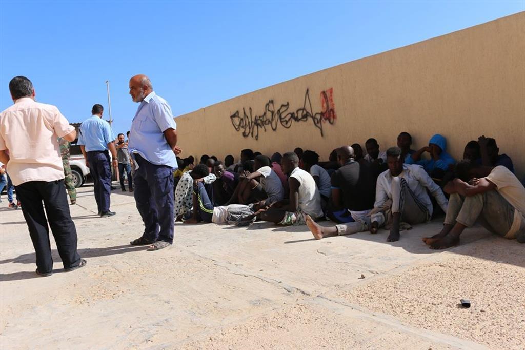 Libia, nuova «strage fantasma»: soccorse 46 persone, almeno 100 i dispersi