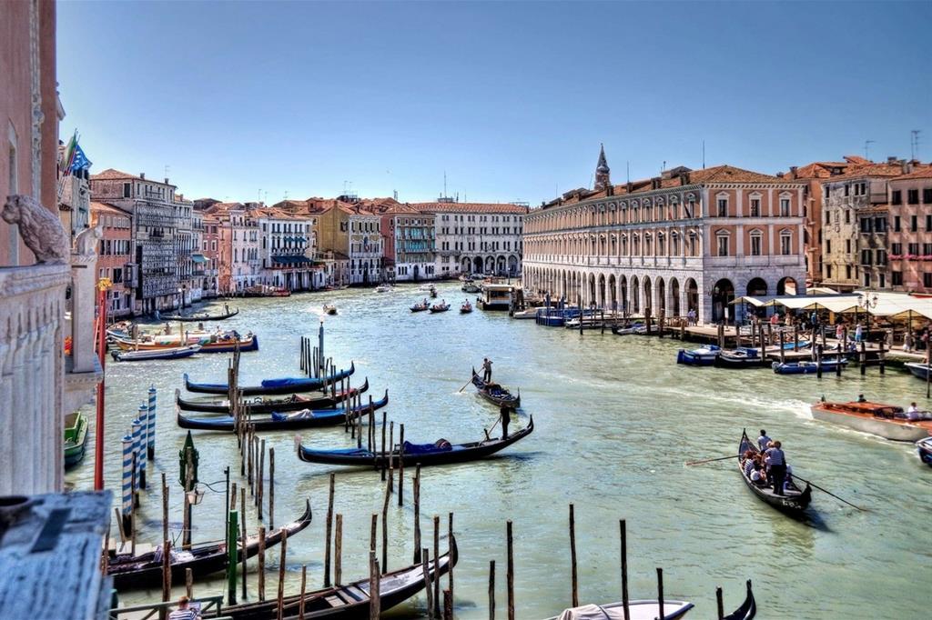 Una vista del Canal Grande di Venezia, tra le città italiane più amate dai turisti di tutto il mondo (Pexels)