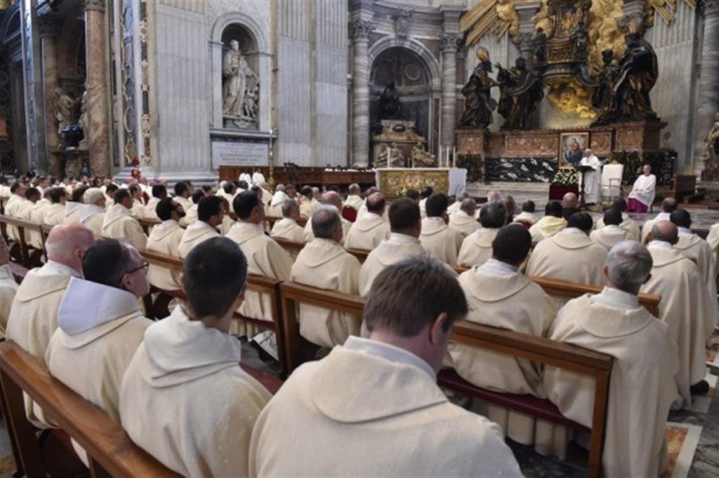 Papa Francesco: la Chiesa e il mondo hanno bisogno della misericordia