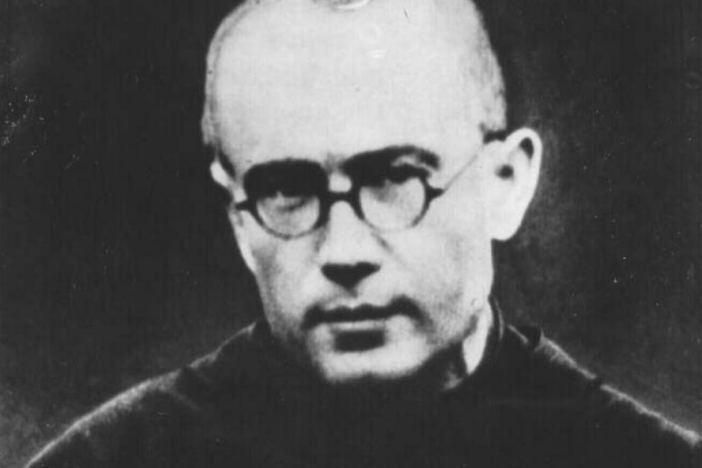 Padre Massimiliano Kolbe