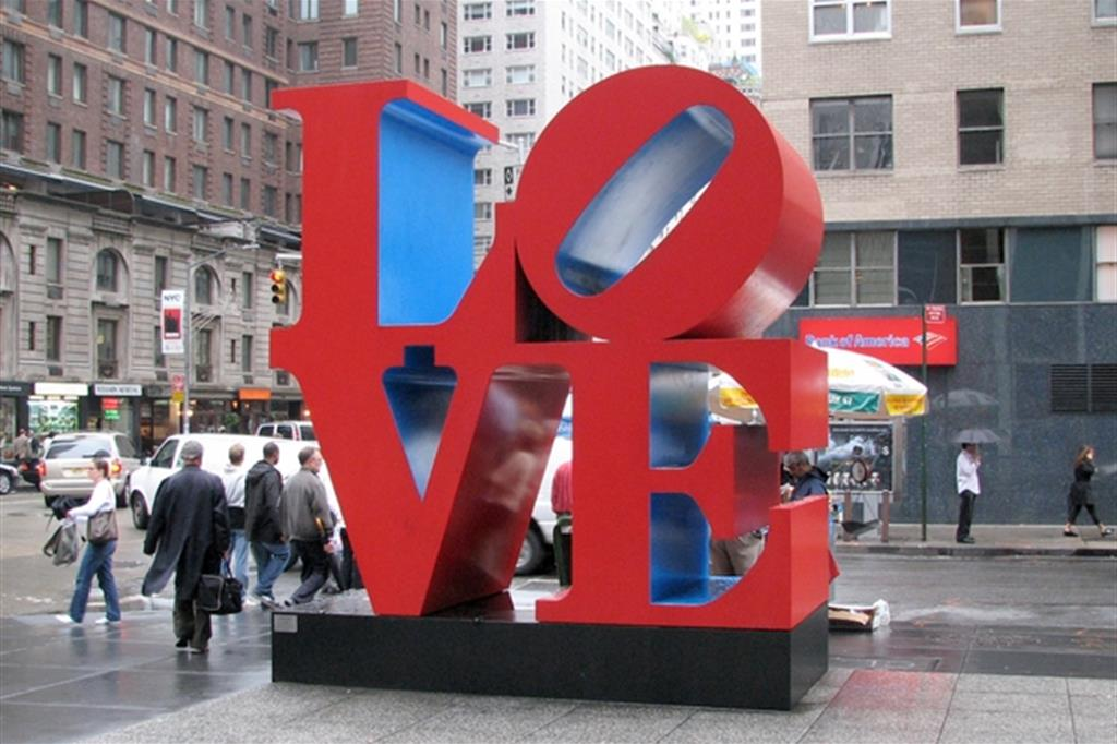 "Morto Robert Indiana, è sua l'icona ""Love"""
