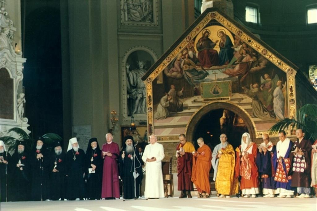 1986 - Il vento di Assisi vince ogni ostacolo