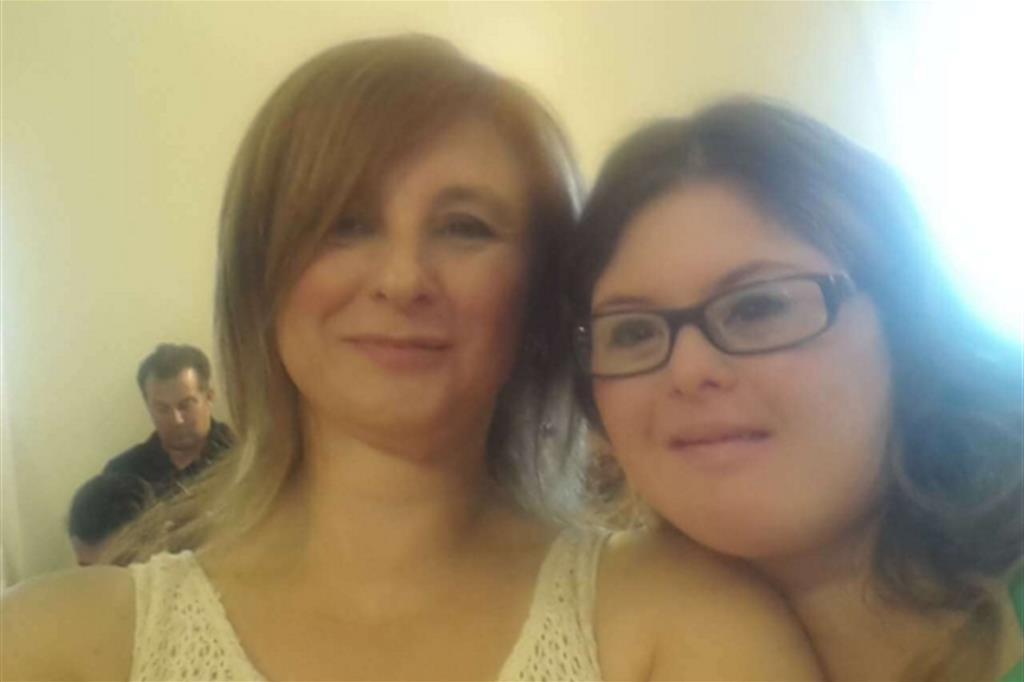 Francesca, Down e laureata. Insieme alla sua mamma