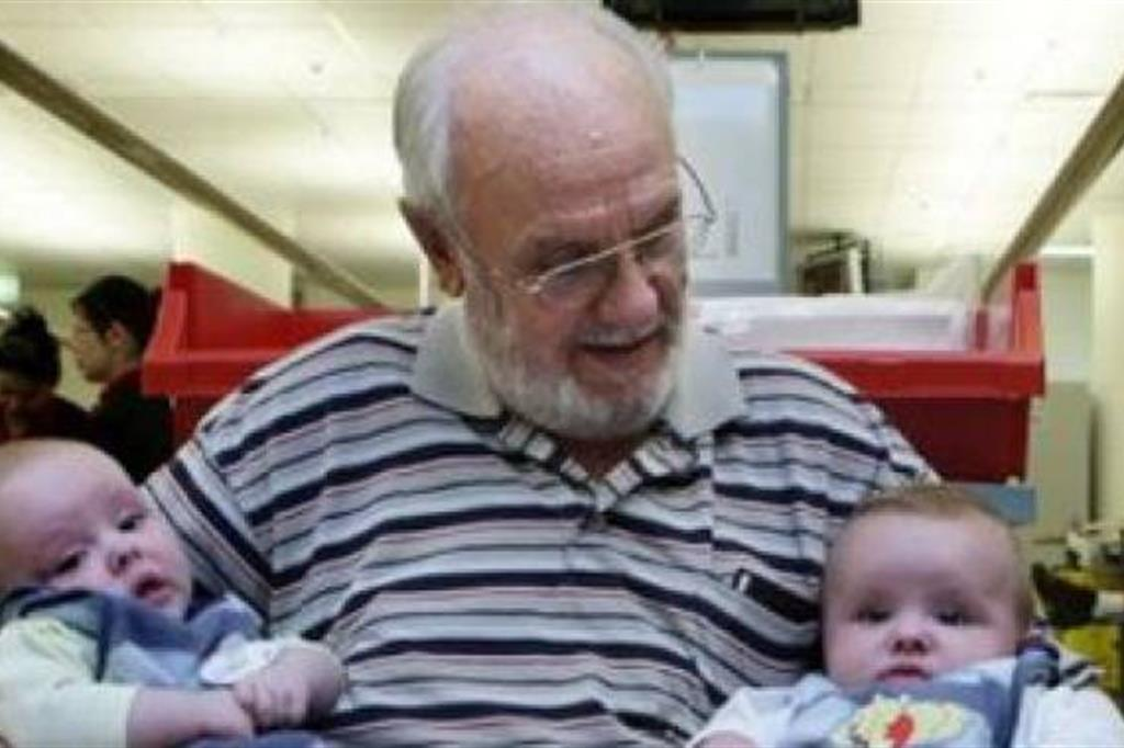 James Harrison (Australian Red Cross)
