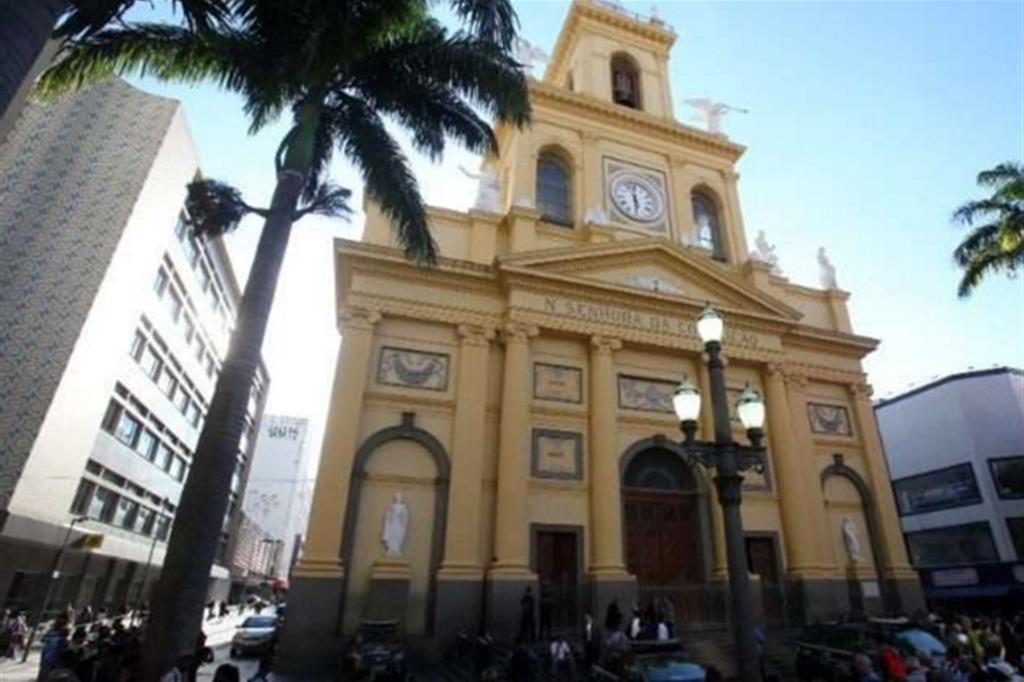La cattedrale di Campinas, in Brasile