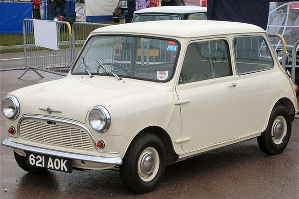 La Morris Mini Minor del 1959