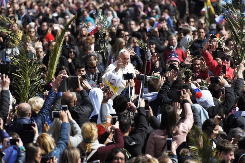 Papa ai giovani: gridate la gioia di Cristo che il mondo ha perso