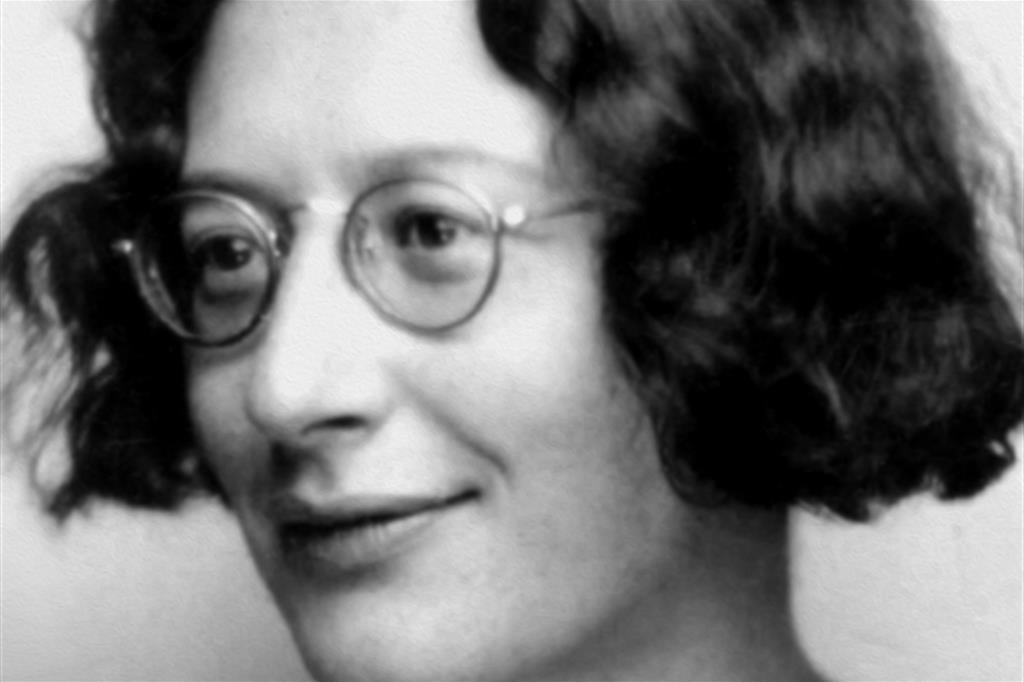 Un ritratto di Simone Weil