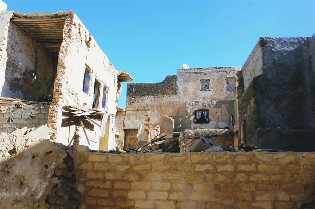 La Libia vanta cinque siti Patrimonio mondiale dell'Unesco: i siti archeologici di Cirene, Leptis Magna e Sabratha, la città vecchia di Gadames e il sito rupestre Tadrart Acacus -