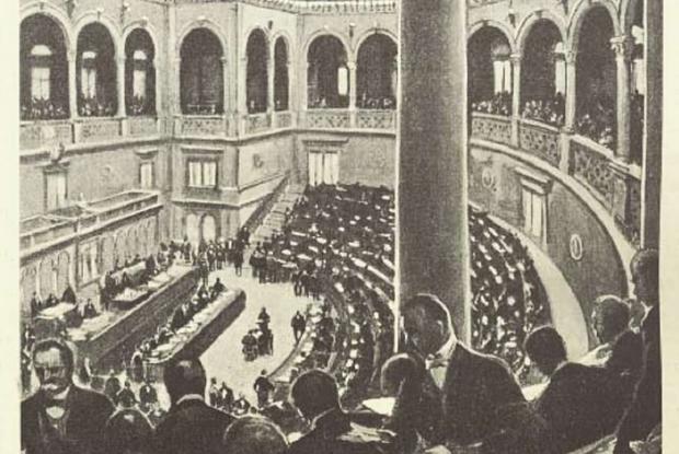 Discorso Camera Mussolini : Il discorso di mussolini a foggia l settembre il castello