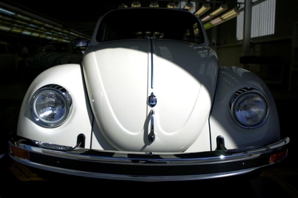Addio Maggiolino, Volkswagen non lo farà più