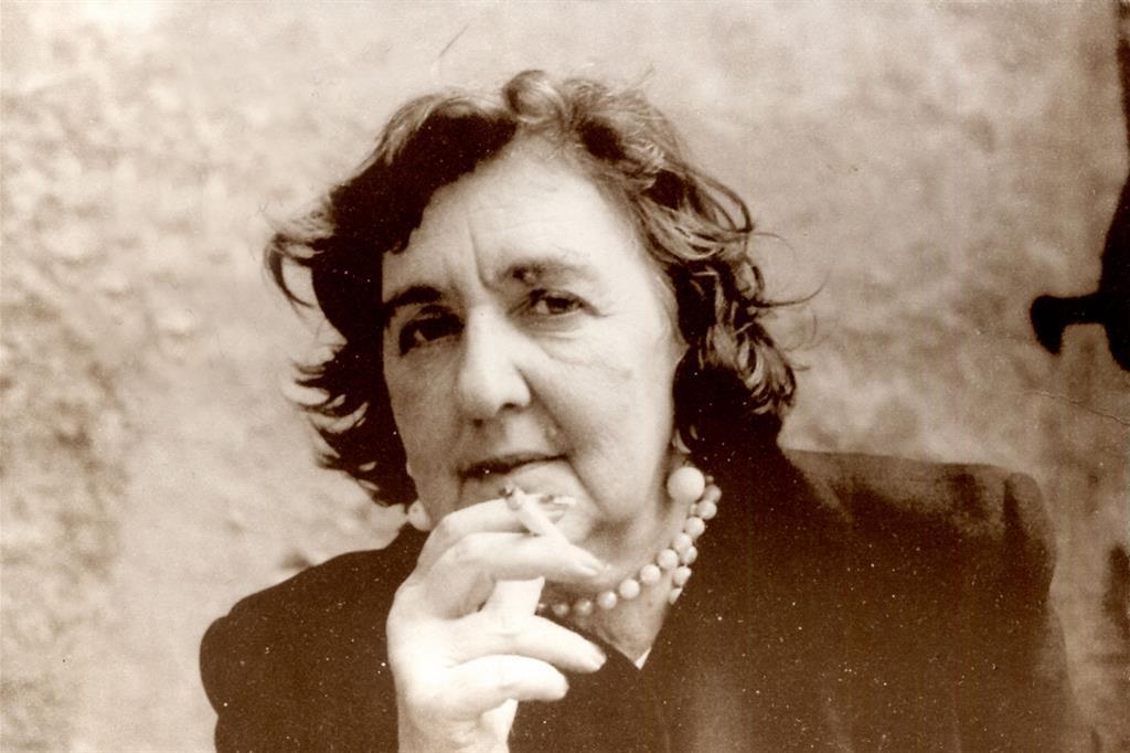 Un famoso ritratto dell'amico Giuliano Grittini