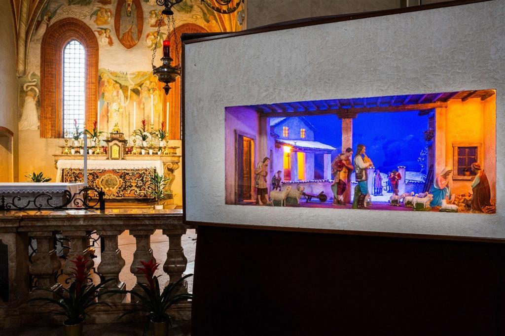 Il Presepio Di Cracovia Che Commosse Giovanni Paolo Ii