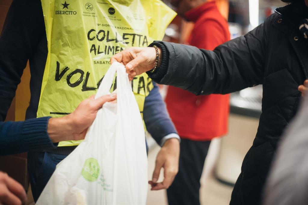 Donati 16,7 milioni di pasti ai poveri