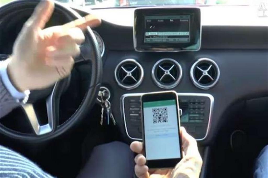 Ufficio In Mobilità : In ufficio con la stessa auto unabitudine che piace