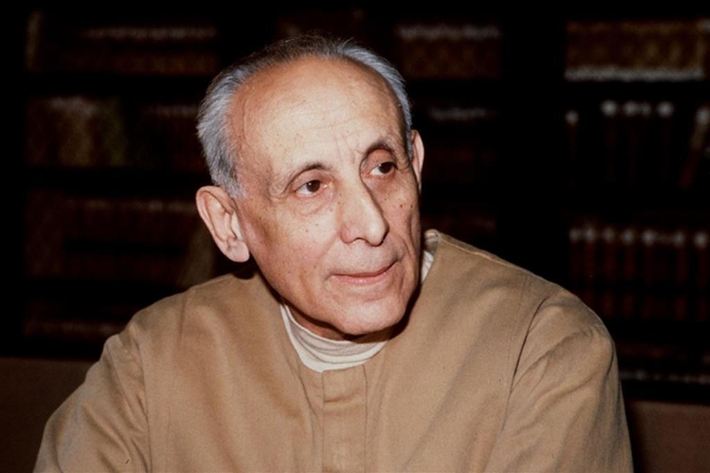 Giuseppe Dossetti (1913-1996) è stato teologo, giurista e politico (Ansa)
