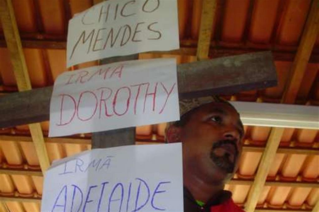 padre Amaro Lopes chiede giustizia per suor Dorothy ed altri difensori dei deboli uccisi