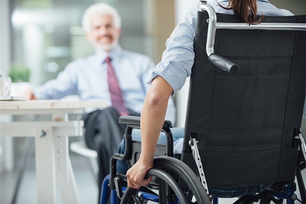 Disabilità, dopo il crollo l'Italia riprende quota