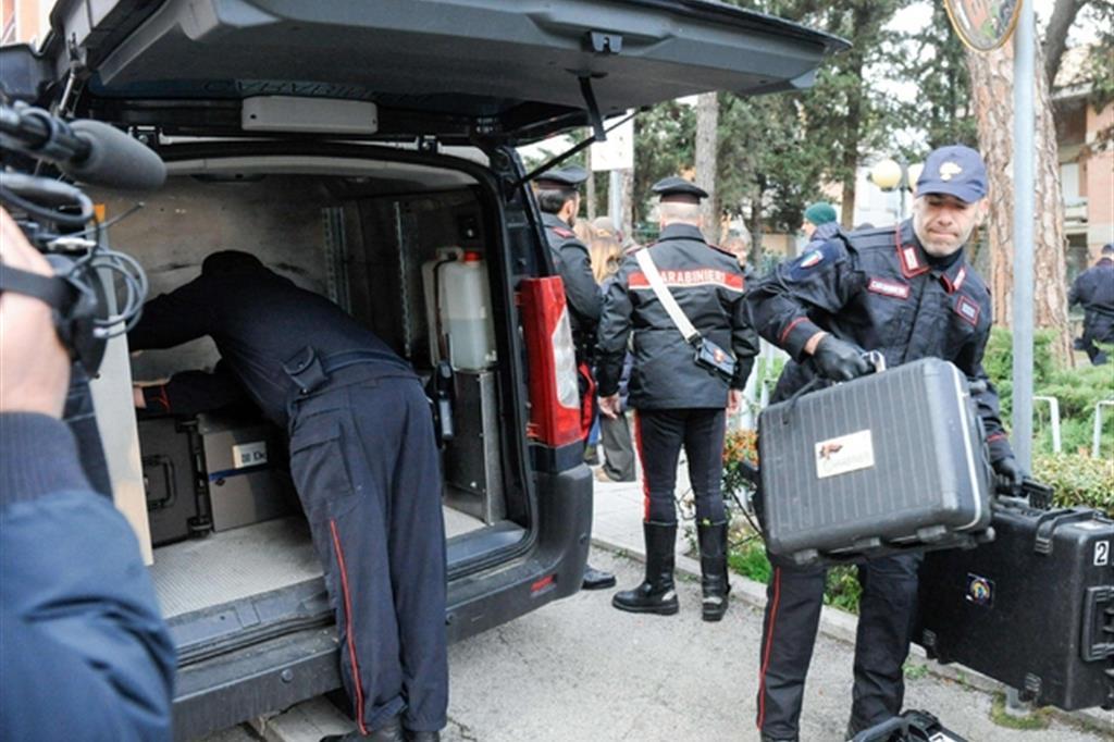 Delitto di pamela slitta l 39 udienza di convalida degli - Caldaia all interno dell appartamento ...