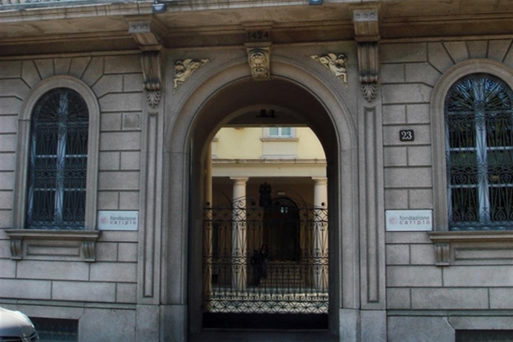 Palazzo Melzi D'Eril, sede della Fondazione Cariplo