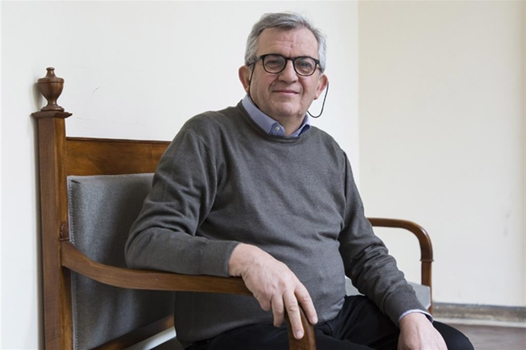 Don Virginio Colmegna, presidente della Fondazione Casa della Carità