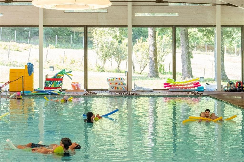 Terapia ricreativa in acqua - 2018