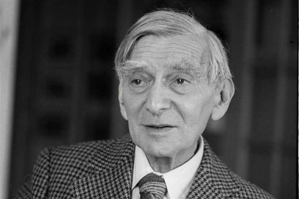 Il filosofo Vladimir Jankélévitch