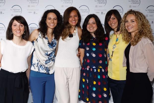 L'Oréal Unesco: premiate sei scienziate italiane, potranno