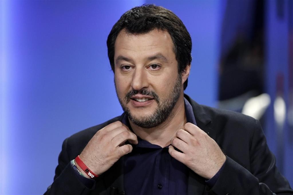 Salvini: vedrò il Papa. E prepara nuovo censimento dei rom