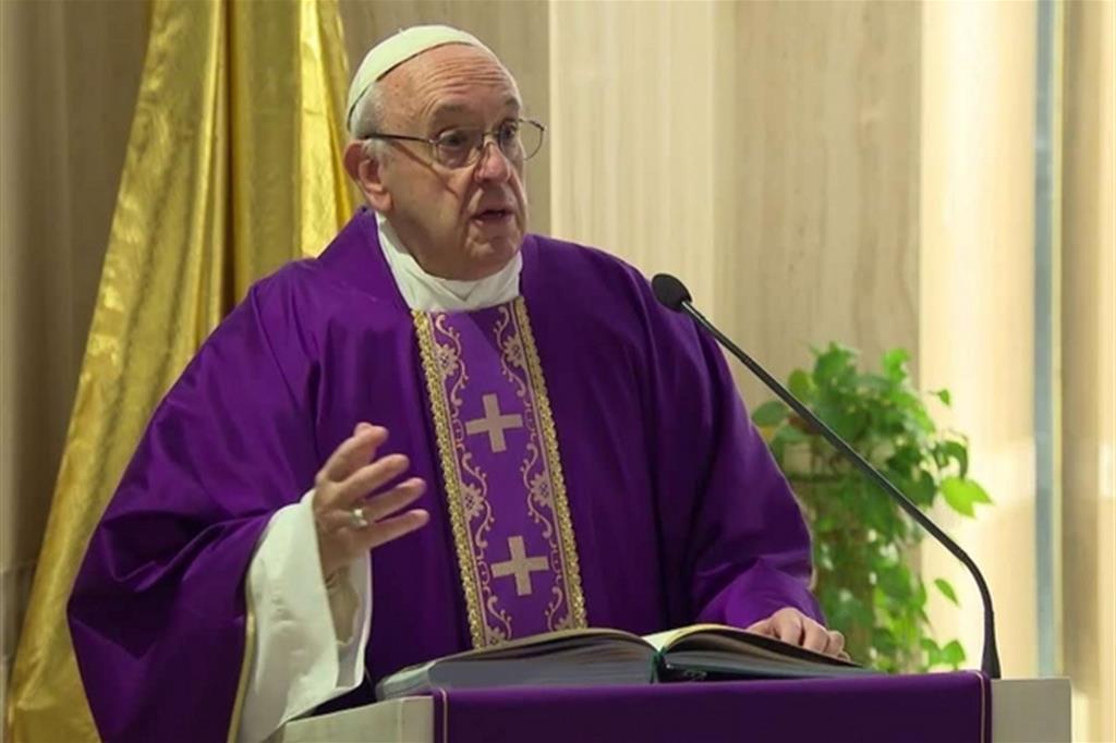 Il Papa: Dio ci perdona se noi perdoniamo gli altri