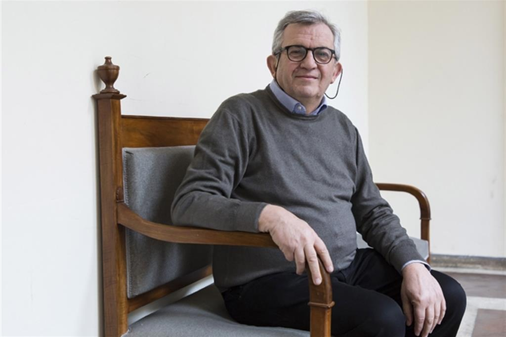 Don Virginio Colmegna, presidente della Casa della Carità di Milano