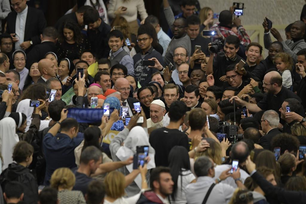 Il 6 ottobre l'incontro del Papa con i partecipanti al Sinodo sui giovani (Siciliani) -
