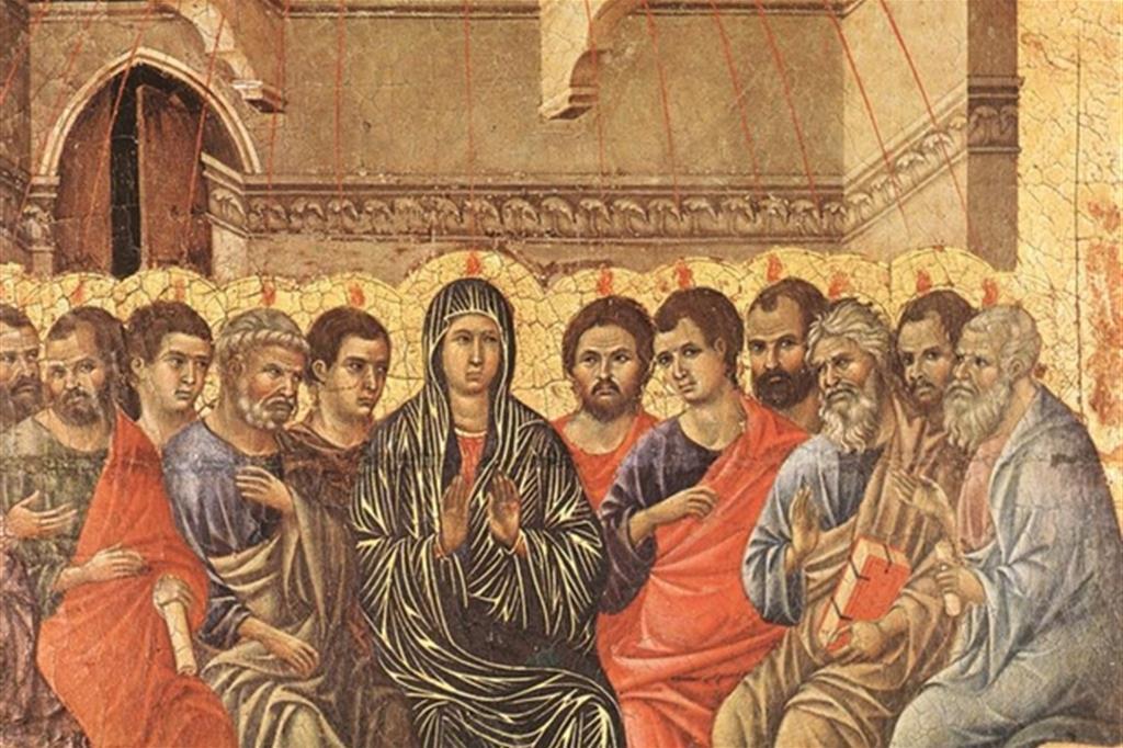 Risultati immagini per Immagini di Pentecoste anno c