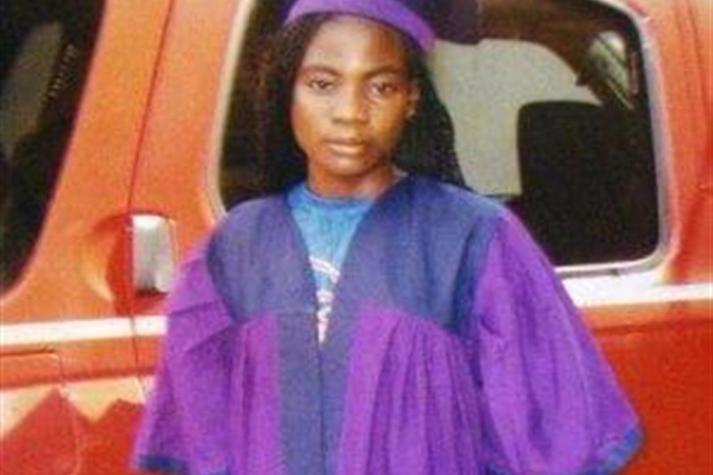 Blessing Matheu, la giovane nigeriana morta il 14 maggio mentre tentava di attraversare le Alpi a piedi