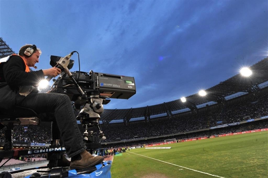 Come vedere il calcio in tv