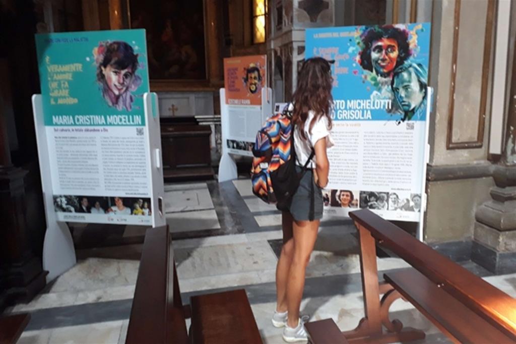 I giovani santi della porta accanto una mostra segno per quest 39 anno - Mostra della porta ...