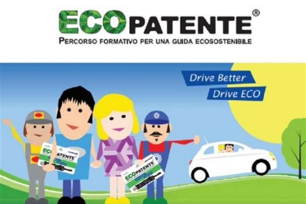 """Impariamo a guidare """"verde"""": ecco l'Ecopatente"""