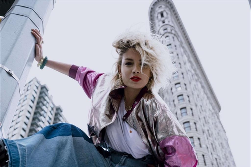 Video e foto del nuovo album di Emma Marrone sono ambientate a New York