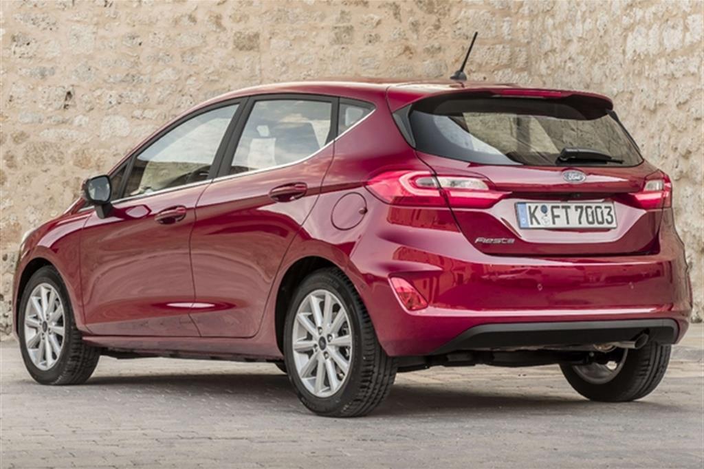 Ford Fiesta 1 0 Ecoboost Crescono Qualità E Tecnologia