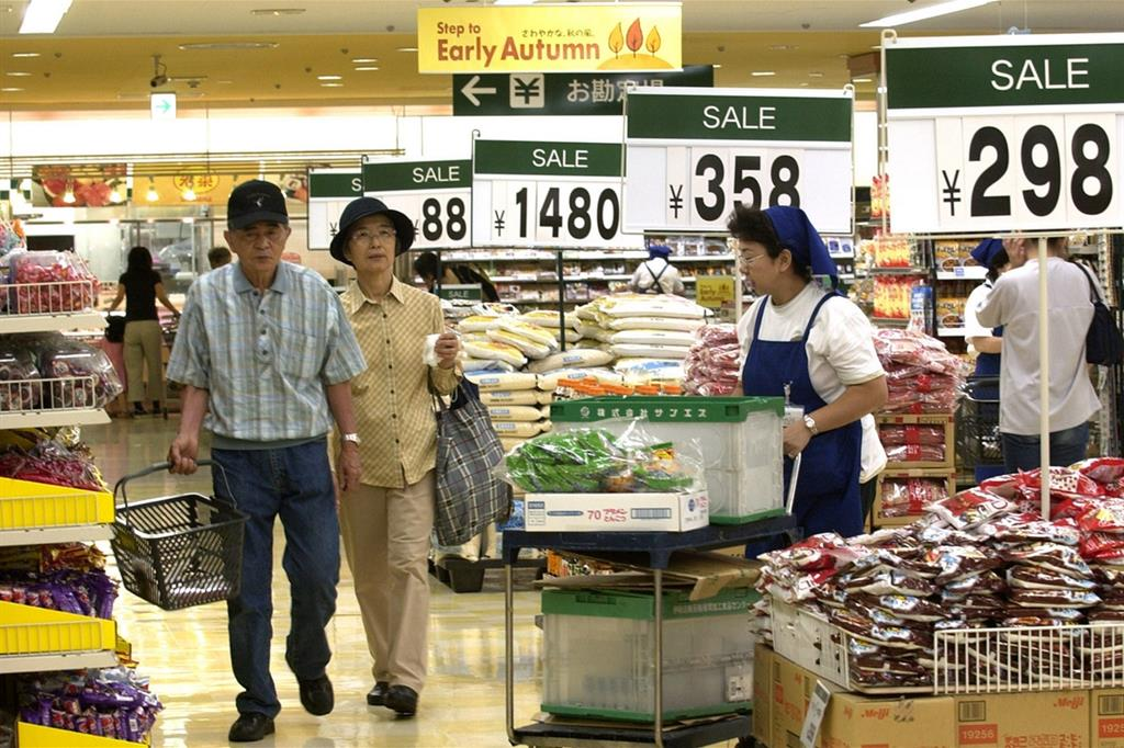 Il Giappone vuole portare la pensione oltre i 70 anni