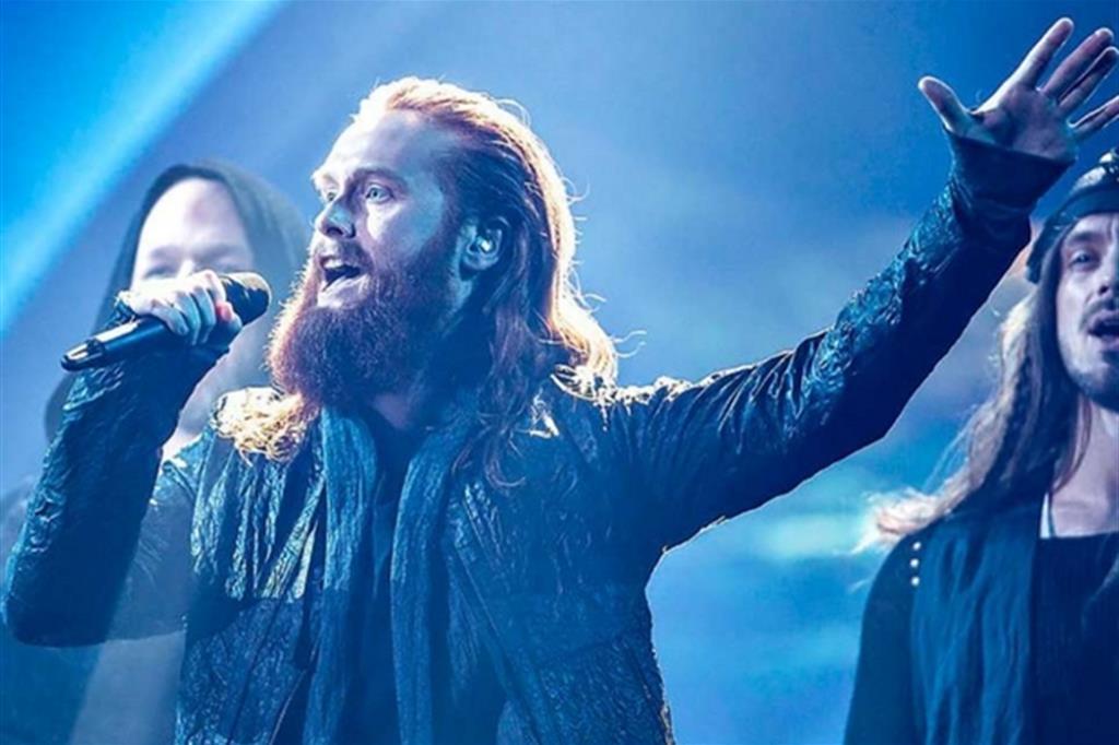 Il danese Rasmussen sarà all'Eurovision Song Contest con una canzone ispirata a san Magnus Erlendsson
