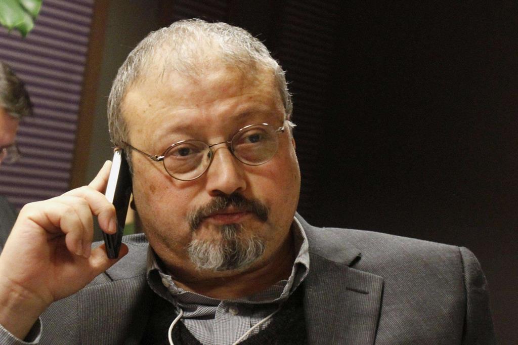Il giornalista saudita Jamal Khashoggi (Ansa)