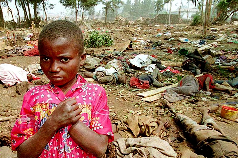 1994 - L'atroce genocidio dei tutsi. L'odio insanguina il Ruanda
