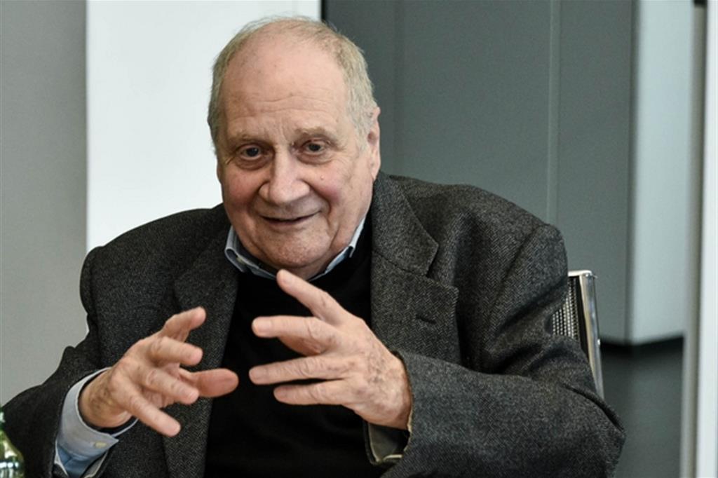 Il filosofo Carlo Sini