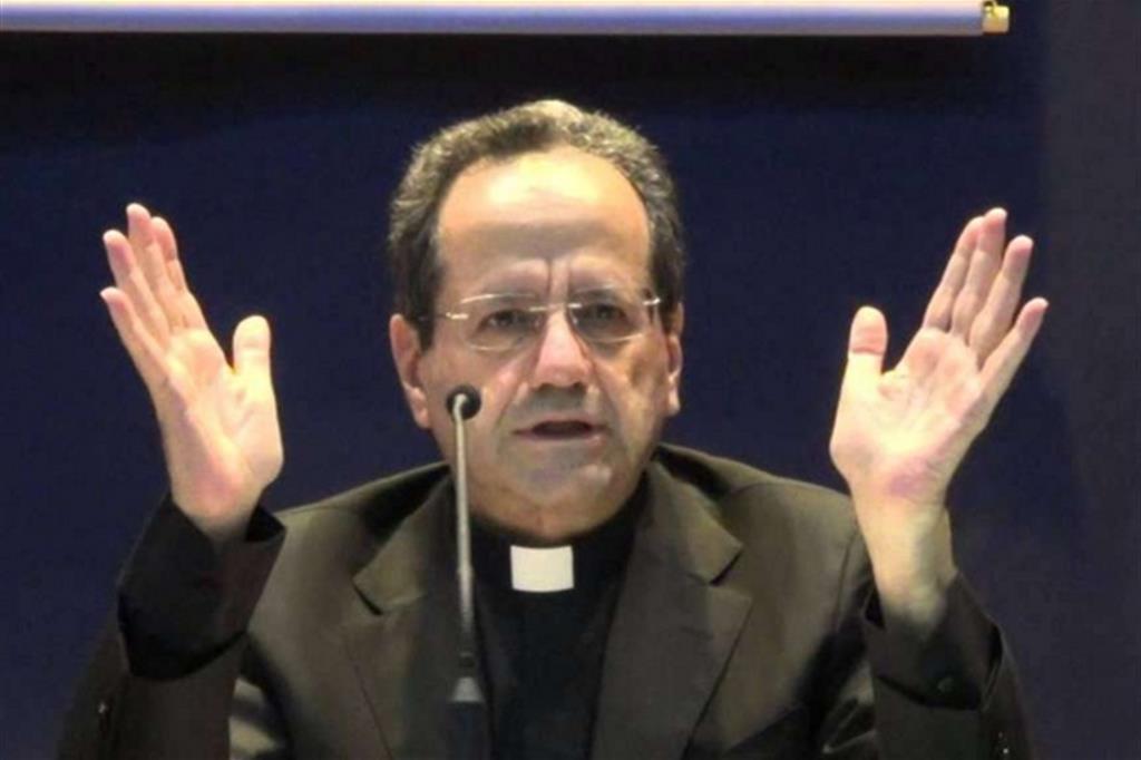 Padre Corrado Maggioni, docente di mariologia liturgica alla Pontificia Facoltà Teologica Marianum di Roma