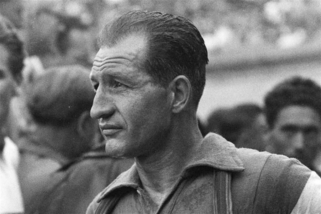 Gino Bartali (1914-2000): durante l'occupazione nazista salvò centinaia di ebrei
