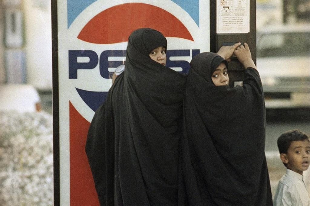 Donne in Arabia Saudita (Ansa)