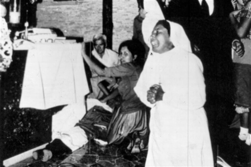 L'uccisione di monsignor Oscar Romero, il 24 marzo 1980